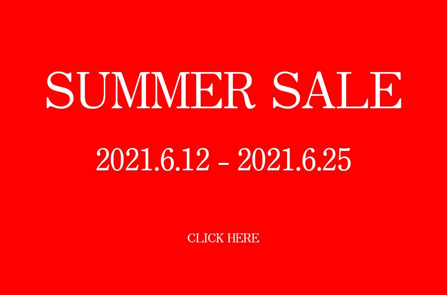 SUMMER SALE 2021.06.12-2021.06.25