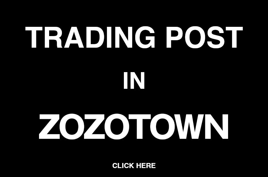 TRADING POST in ZOZOTOWN